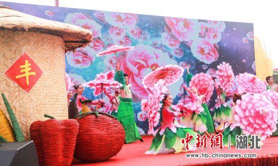 """沙洋县举办2020年""""农民丰收节"""""""