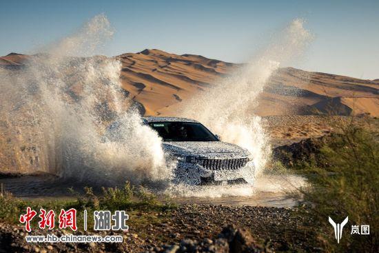岚图汽车中大型智能电动SUV完成高温高原测试