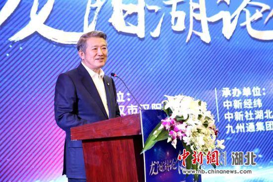 泰康保险集团创始人、董事长兼首席执行官陈东升