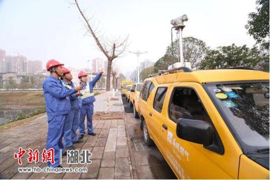 中新网湖北 湖北新闻网 互联网+燃气智能车载巡线系统实践取得良好效果