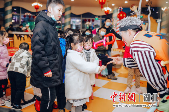 武汉欢乐谷 供图