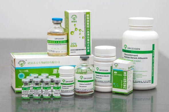 禾元生物研发的药物