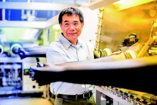 美国加大洛杉矶分校科学家杨阳教授。 受访者提供
