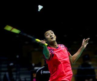 亚洲羽毛球锦标赛:谌龙晋级第二轮