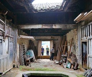 200年历史的乡村老屋到底长啥样?