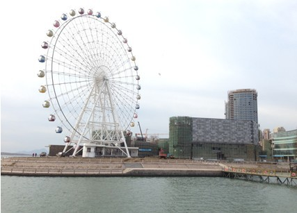 青岛海上嘉年华项目也必将带给大青岛前所未有