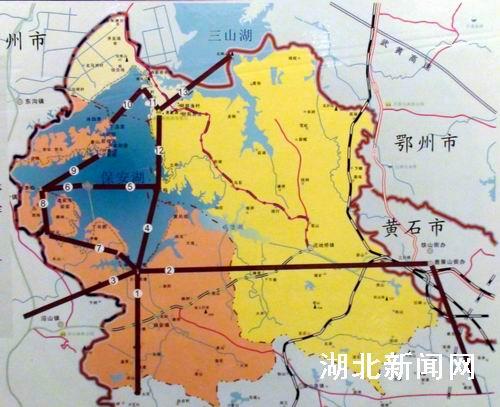 葫芦岛市葫芦县规划图