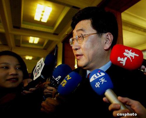 孟学农被任命为山西省副省长、代理省长-湖北