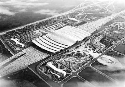 据悉,武汉火车站南边将打造成彩叶风景林带,充分利用栾树,枫香,无