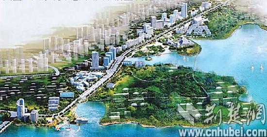 武汉大道沿线景观设计方案出炉,将突出水景观、人文景观、街景观三大景观形态,打造全国一流城市交通景观带。这是记者3月18日从武汉大道沿线景观设计方案汇报会上获悉的。   据了解,武汉大道道路工程和沿线景观工程将于2011年9月底全部竣工。国庆节前,市民将能一睹大道芳容。   武汉大道是横跨长江两岸的城市快速路,沿线拥有长江、东湖,黄孝河、张公堤、梨园广场公园绿地等自然景观,以及省博物馆、汉口文物建筑等人文景观。大道建成后,除拥有最便捷畅通的交通组织,还将形成街道环境整洁、绿化景观完整、市政
