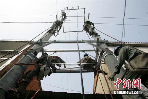 三峡电风扇接线图