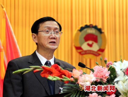 湖北新闻网 宜昌市政协五届一次会议隆重开幕