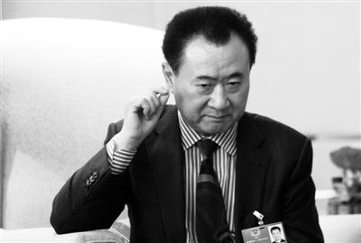 王健林/2012年3月5日,出席全国政协十一届五次会议的全国政协委员、...