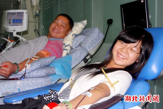 汉川新闻网老汪的1+N年高情记上海农民献2001湖北献血中录取率图片