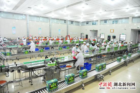 稻花香集团实现新春开门红(图)