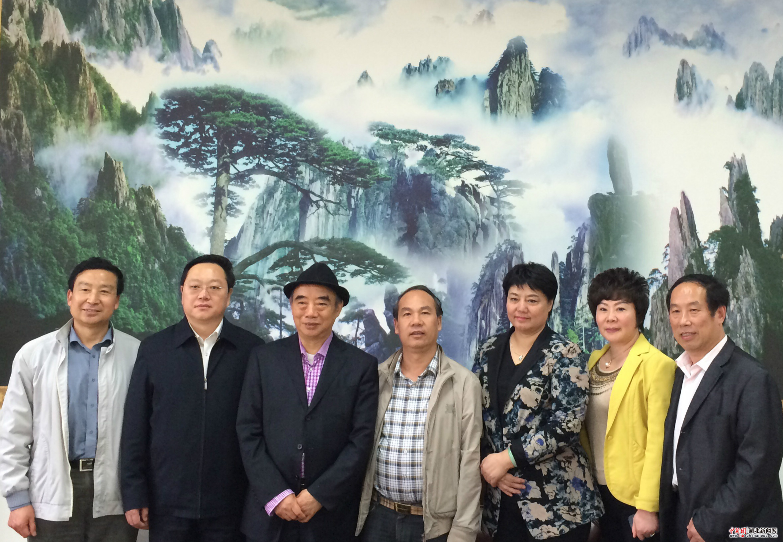 湖北新闻网 双鸭山市领导来汉求贤 欲启玉米肽