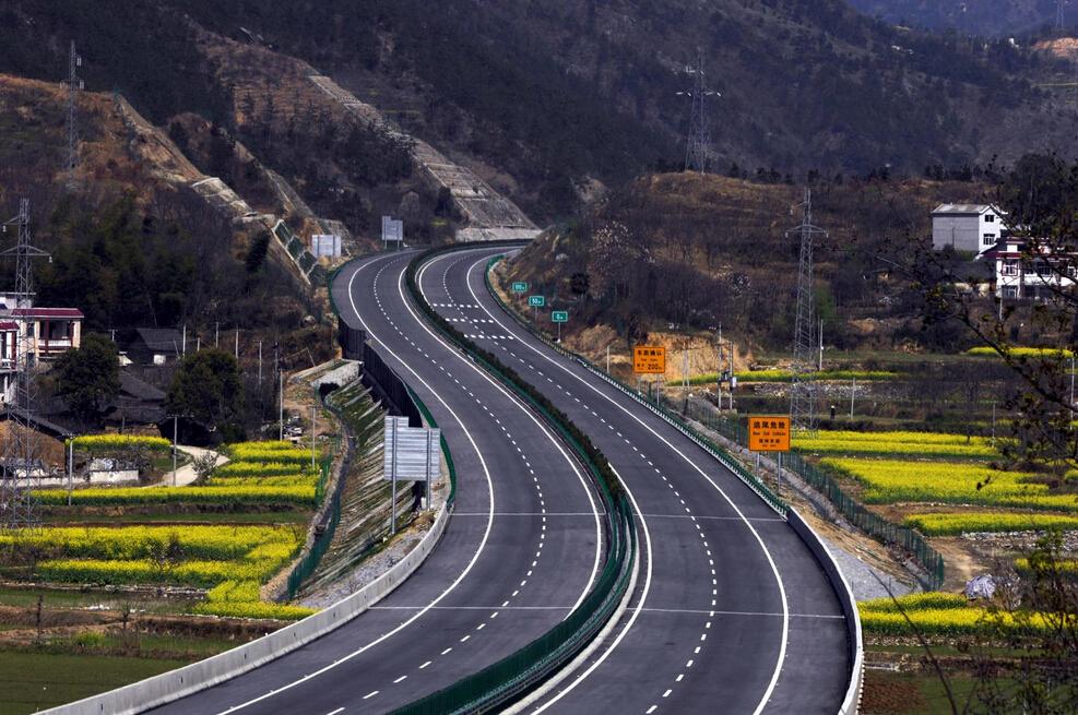 中新网湖北 湖北高速断头路全部打通 武汉实现高速畅达九州