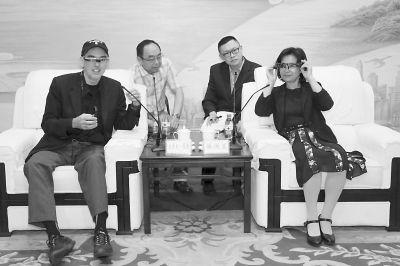 网上电子游戏平台:史蒂夫・曼恩到访!人工智能联合实验室落户武汉