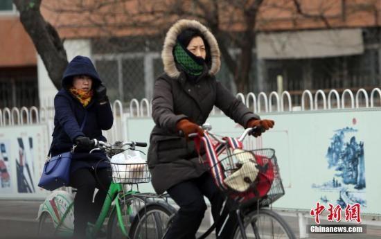 重庆时时彩官方网址:16日起新一轮冷空气将影响中东部地区_南方多阴雨