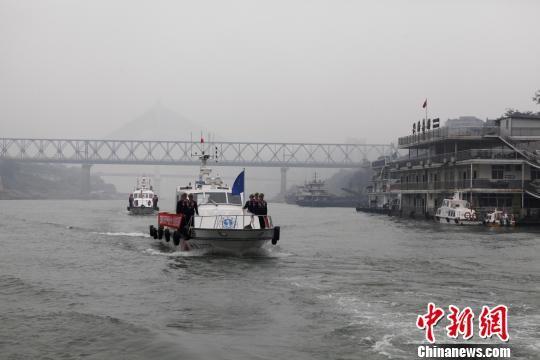网上赌博平台网址:长江干线四川宜宾至江苏浏河口实现综合执法全覆盖