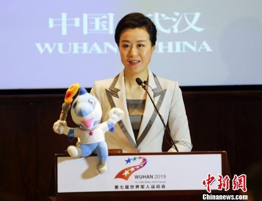 """新金沙线上娱乐:杨威等知名人士积极参与军运会志愿者形象大使""""海选"""""""