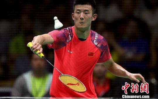 羽毛球亚锦赛:中国队双打夺两金 谌龙卫冕失利