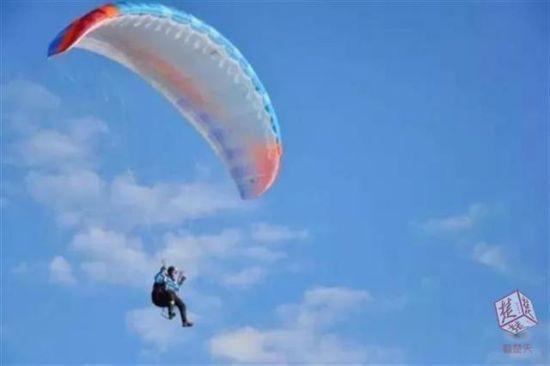 澳门新金沙线上开户:荆门圣境山入选滑翔伞国家队备战亚运会集训点