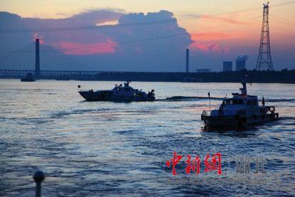 """线上赌博平台网址:江陵开展""""长江生态保卫战""""联合执法行动"""
