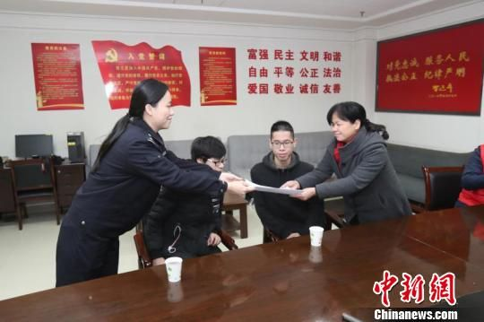 男子16年前离家出走 武汉警方比对DNA助其回家