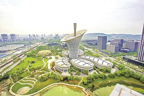 武汉光谷11个重大项目集中开工 其中3亿元以上项目5个