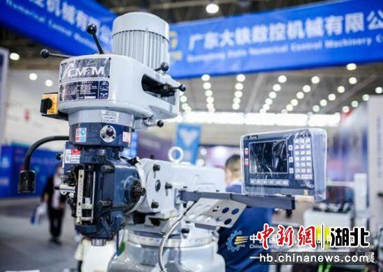 第22届中国国际机电产品博览会9月底在武汉举办