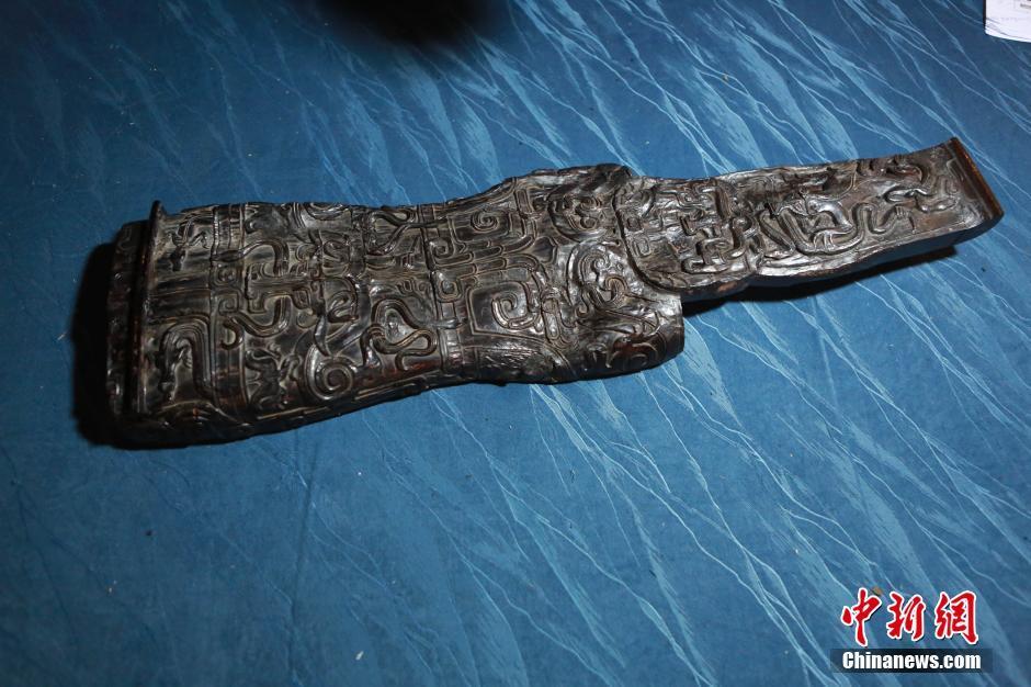 成都 湖北/湖北九连墩楚墓百余件精品文物将在成都展出