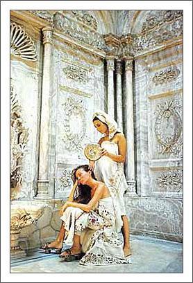 旅游频道 全球男女 共浴 的风俗